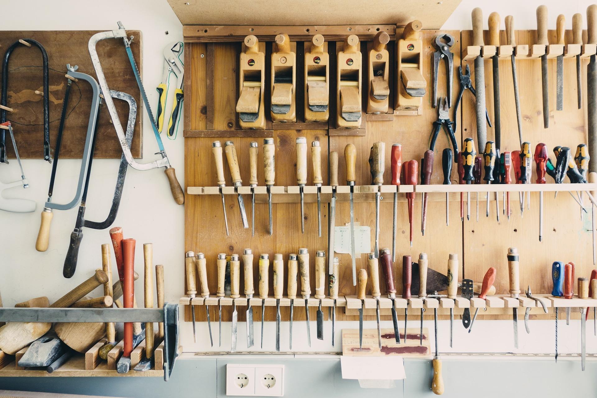 Werkzeuge heimwerken Estrich Kizilhan Celle